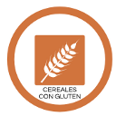 Cereales que contengan gluten